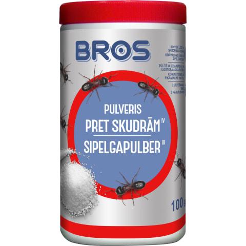 Sipelgapulber Bros 100g