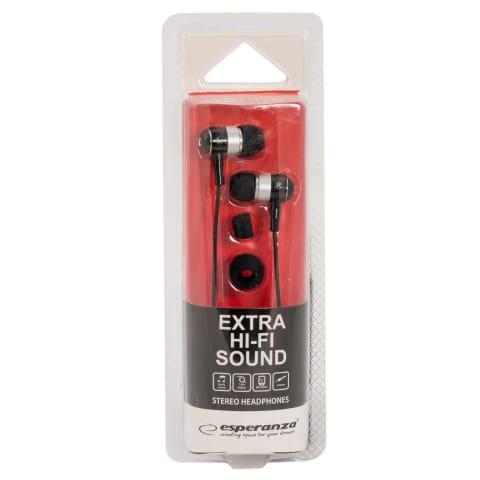 Stereo kõrvaklappide Esperanza in-ear