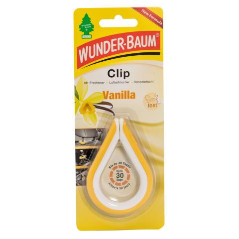 Õhuvärskendaja autos Wunder-Baum Vanilla