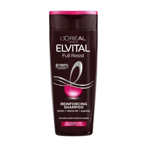 Pl. šampūnas ELVITAL ARGININE RESISTx3, 400ml