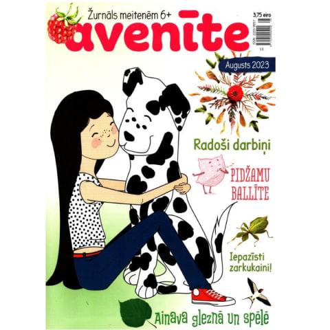 Žurnāls Avenīte