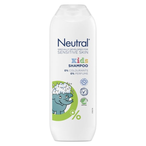 Vaikiškas šampūnas NEUTRAL KIDS, 250ml