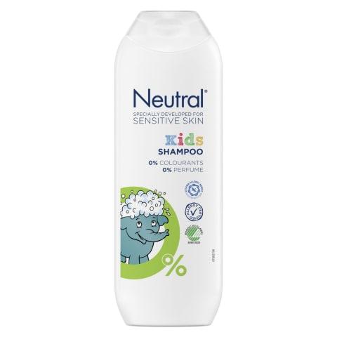 Vaikų šampūnas NEUTRAL Kids, 250ml