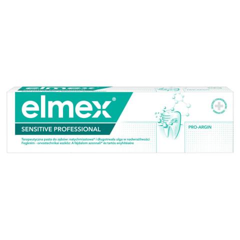 Zobu pasta Elmex sensitive prof.,75ml