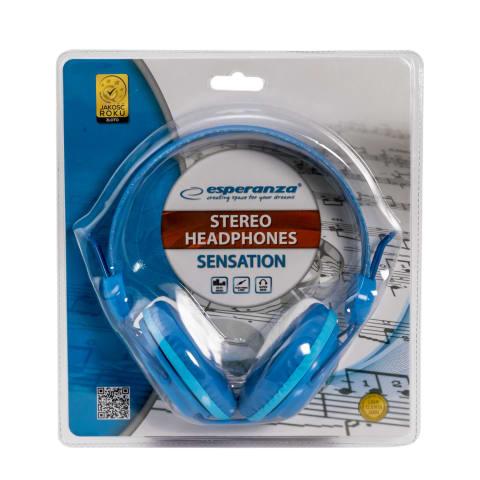 Audio ausinės ESPERANZA TECHNO EH145