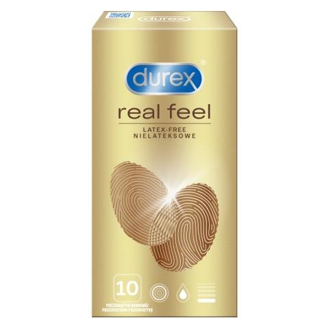 Prezervativi DUREX Real Feel 10GAB