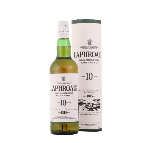 Whisky Laphroaig 10YO 0,7l