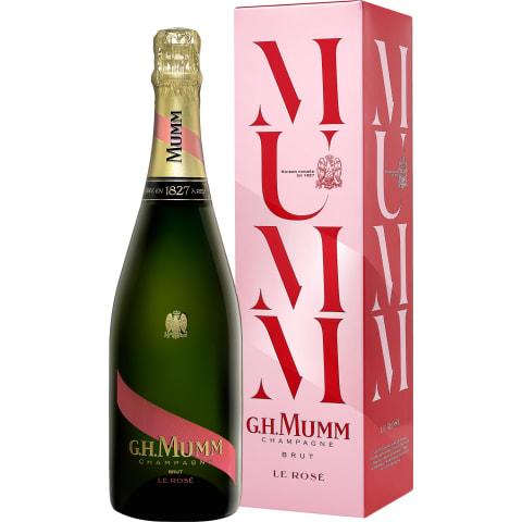 Šampanietis Mumm Rose 12% 0,75l