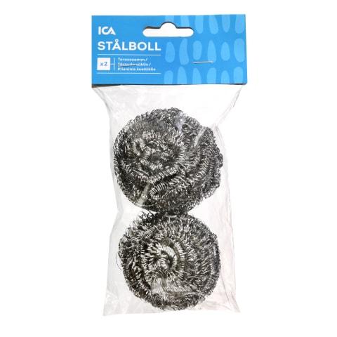 Skrāpis metāla ICA Home 2gab