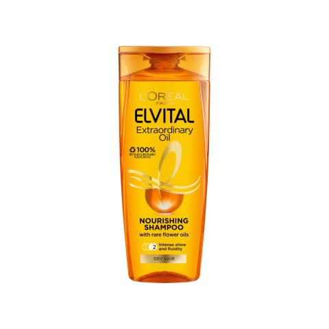 Pl. šampūnas ELVITAL EXTRAORDINARY OIL, 250ml