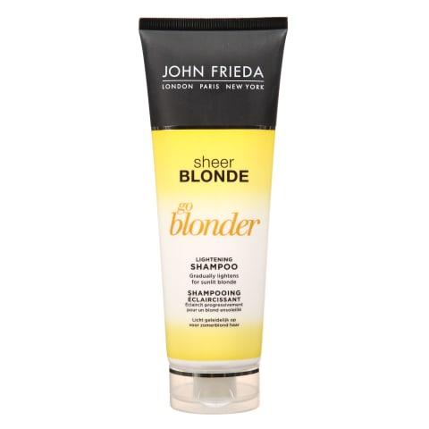 Šampūns John Frieda Sheer Blonde 250ml