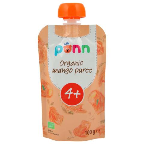 Biezenis Ponn bio ar mango 4m 100g