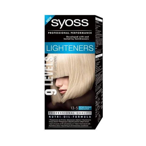 Matu krāsa Syoss Platinum Lightener