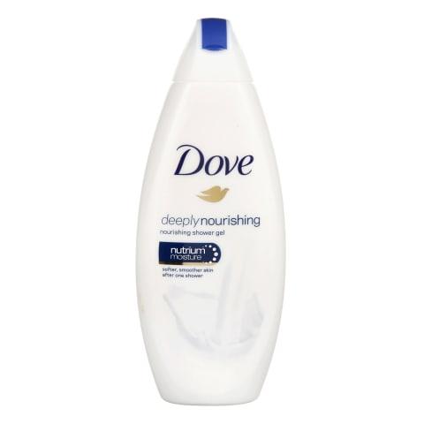 Dušas želeja Dove deeply nourishing 250ml
