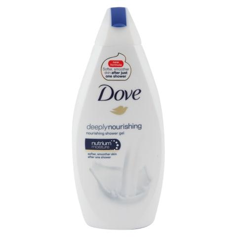 Dušas želeja Dove deep nourishing 500ml