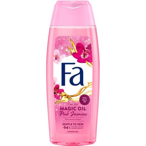 Dušas želeja Fa magic oil rozā jasmīnu 250ml