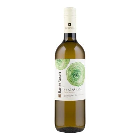 Kgt. vein Baron Rosen Pinot Grigio 0,75l