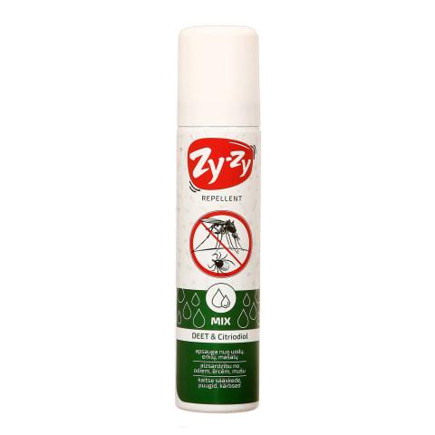 Repelentas (uod,erk,maš) ZY-ZY MIX, 75 ml