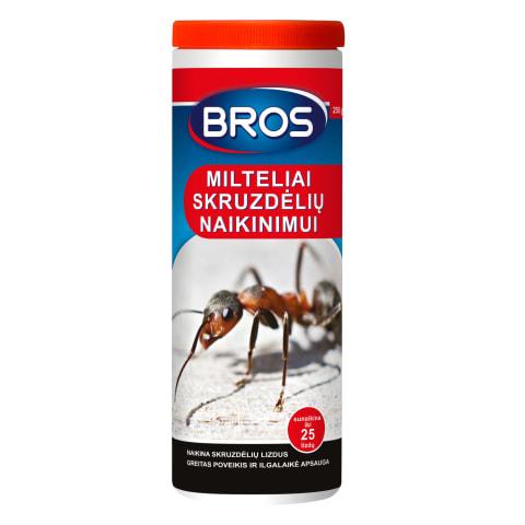 Milteliai nuo skruzdelių BROS,250g