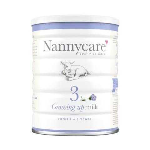 Piena maisījums Nannycare no 1-3g. 900g