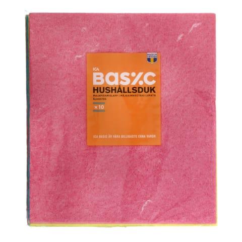 Virtuvės šluostės ICA Basic, 10vnt