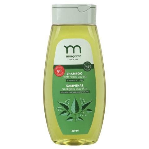 Pl. šampūnas su dilgėl.eks., MARGARITA, 250ml