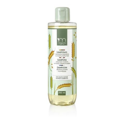 Pažeistų plaukų šampūnas MARGARITA, 250ml