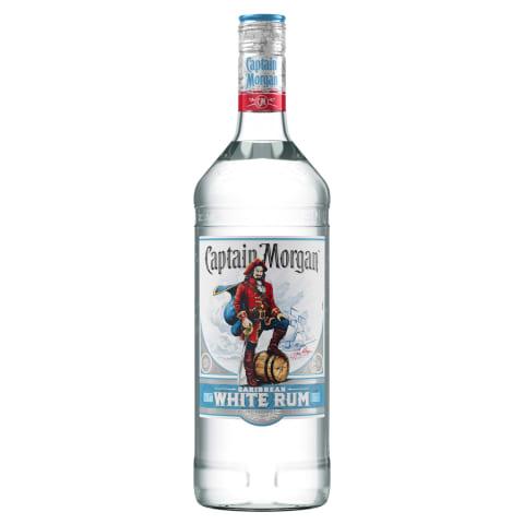 Rumm Captain Morgan White Rum 37,5% 0,7l