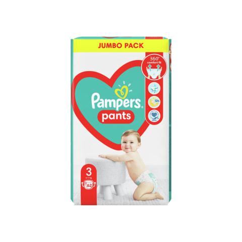 Biksītes Pampers S3 JP 60gab