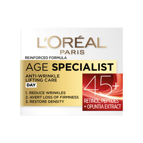 Veido dien.kr.L`OREAL AGE SPECIALIST 45+,50ml