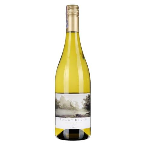 Balt.saus.vynas FOGGY RIVER S.BLANC, 0,75l