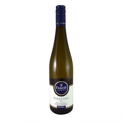 Kpn.vein Faber Riesling Dry 0,75l