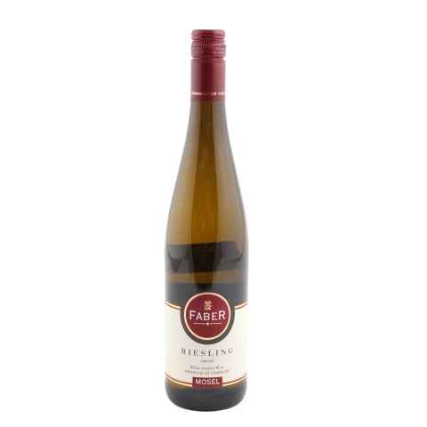B.v.Faber Riesling Mosel Sweet 9% 0,75l