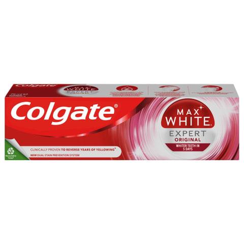 Colgate Zobu Pasta Mw.Expert White 75Ml