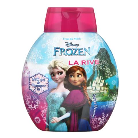 Šampūns/duš.žel. La Rive Frozen bērn. 250 ml