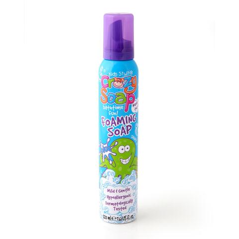 Vannas putas Crazy Foam Soap Blue 225ml