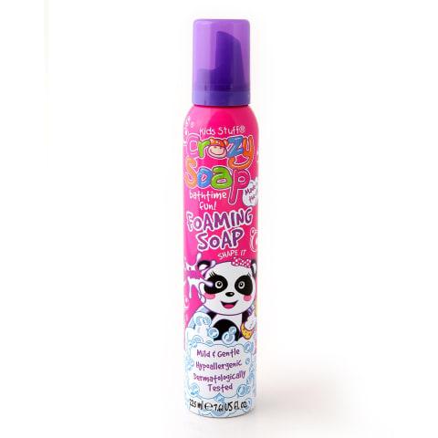 Vannas putas Crazy Foam Soap Pink 225ml