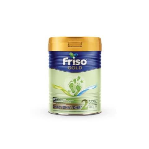 Friso gold 2 piena maisījums 400g