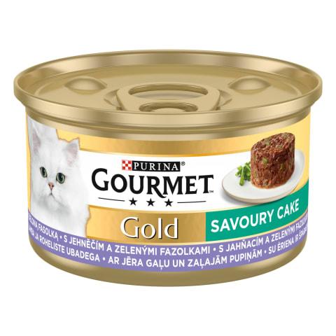 K/K Gourmet Gold SC jēra,85g