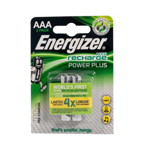 Baterijas Energizer Rech AAA 700 x 2
