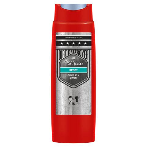 Dušas želeja Old Spice Odor Blocker 250ml
