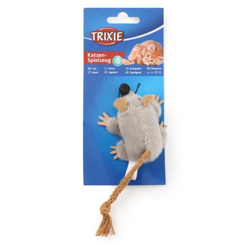 Kassilelu Trixie hiir pl. 7cm