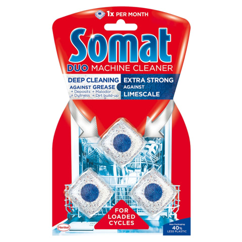 Indapl. valiklis SOMAT MACHINE CLEANER, 3vnt.