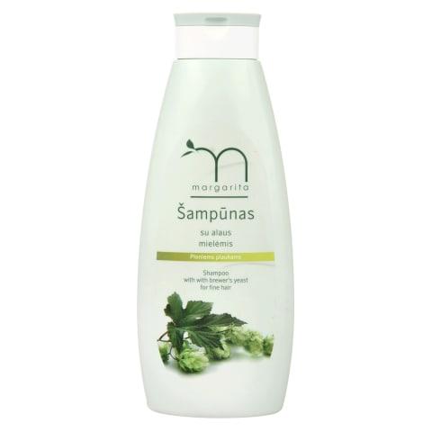 Šampūns Margarita ar raugu 500ml