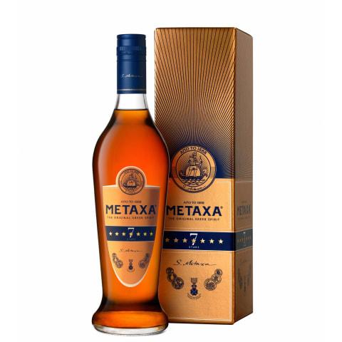 Spiritinis gėrimas METAXA 7, 40 % 0,7 l