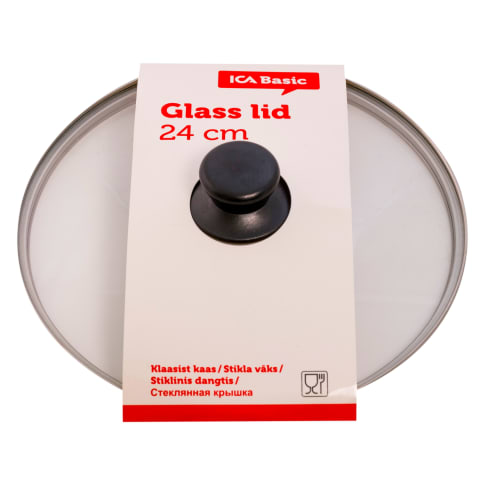 Klaaskaas ICA Basic 24cm
