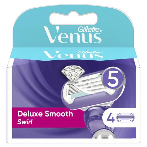 Skūš. kasetes Gillette Venus Swirl  4gab
