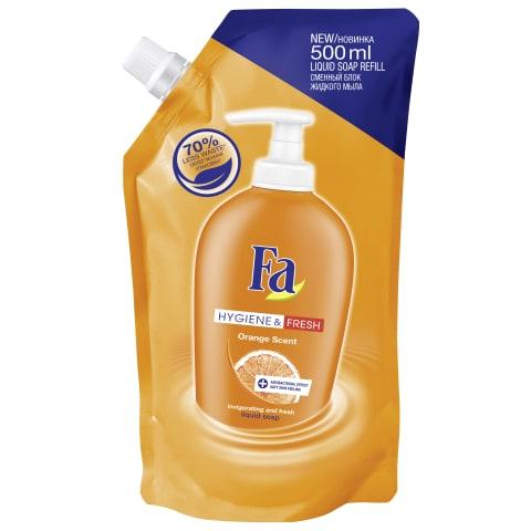 Vedelseep Fa Hygiene &Fresh 500ml täide