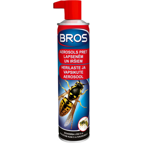 Bros aerosols lapsēm un iršiem 300ml