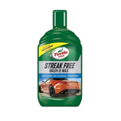 Autom.šampūnas su vašku TURTLE WAX,500ml
